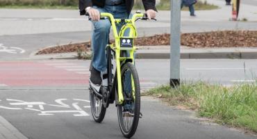 Elektryczne rowery już dostępne dla mieszkańców Torunia