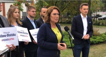 Małgorzata Kidawa-Błońska: W Toruniu powstają inicjatywy, które mogą zmienić świat