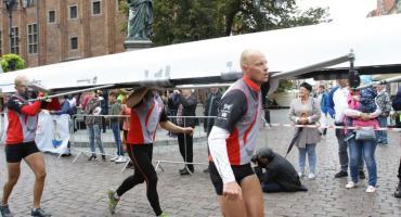 Wioślarze opanowali toruńską starówkę! Za nami maraton Run&Row [FOTO]