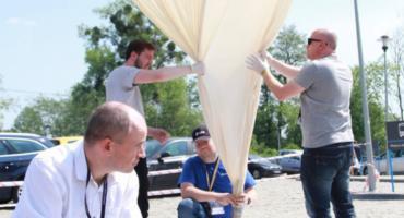Czas na Near Space. W Toruniu wypuścimy w niebo specjalny balon