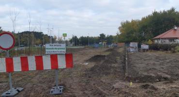 Przełomowa inwestycja dla kierowców. W Toruniu ruszyła budowa parkingu Park and Ride [FOTO]