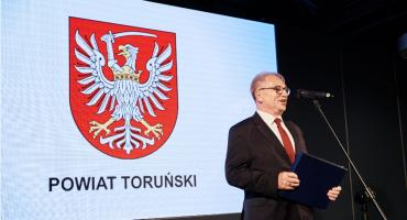 Powiat toruński zdobył nagrodę Symbol 2019 [FOTO]