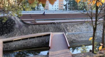 W Toruniu powstaje zielona oaza za 8,5 mln zł [FOTO]