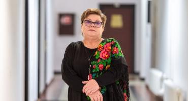 Maria Świątkowska: Terapeuta musi być cierpliwy