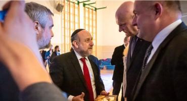 W Lubiczu Górnym upamiętniliśmy społeczność żydowską [FOTO]