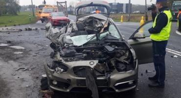 Śmiertelny wypadek pod Toruniem. Nie żyje 43-letnia kobieta