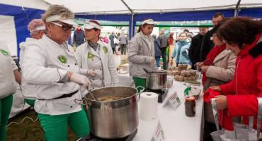 Tłumy na dwudniowym festiwalu gęsiny w Przysieku [FOTO]