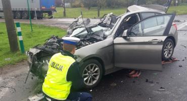 Tragiczny wypadek pod Toruniem. Zginęła ceniona nauczycielka