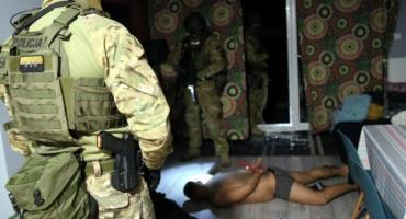 Brawurowa akcja antyterrorystów w Toruniu. Zatrzymany groźny przestępca [FOTO]