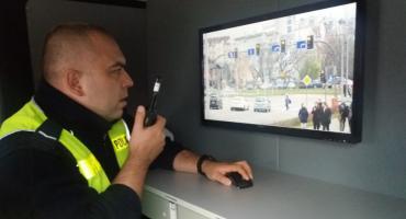 Policjanci złapali kierowców dzięki ukrytej kamerze. W Toruniu posypały się mandaty