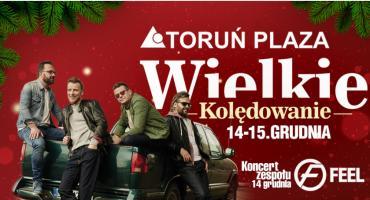 Wielkie Kolędowanie w Toruń Plaza