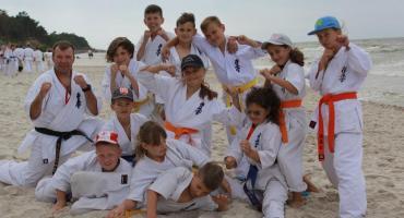 Wakacje z karate nad Bałtykiem