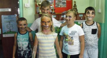 Wakacje z biblioteką w Golubiu-Dobrzyniu