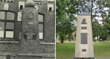 Pomnik niepodległości w Golubiu-Dobrzyniu