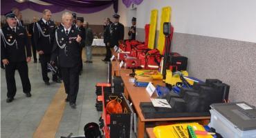 Sprzęt dla strażaków z gminy Golub-Dobrzyń