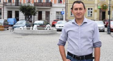 Szymon Wiśniewski rozwiąże problem korków?