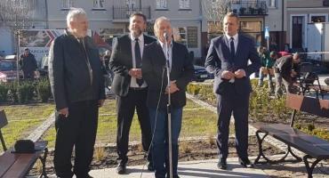 Wiceminister infrastruktury zapewnia - obwodnica Kowalewa priorytetem
