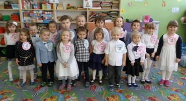 Przedszkolaki z Płonnego już po ślubowaniu