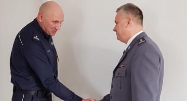 Święto i awans w policji