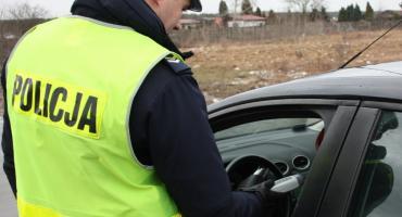 Kierowca z narkotykami