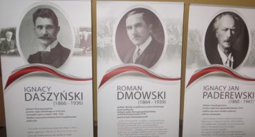 Wystawa poświęcona niepodległości w golubsko-dobrzyńskiej bibliotece