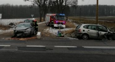 Groźny wypadek w Tokarach