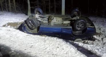 Coraz więcej wypadków w regionie
