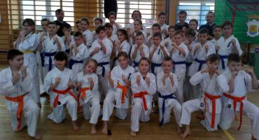 Karatecy na podium