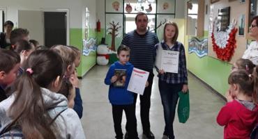 Uczniowie z Płonnego  z kolejnymi sukcesami