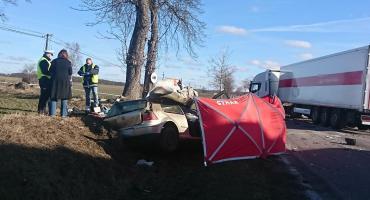 Tragiczny wypadek w Pląchotach