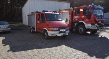 Strażacy z Kowalewa z nowym samochodem