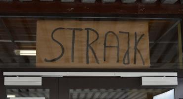 Strajk rozpoczęty