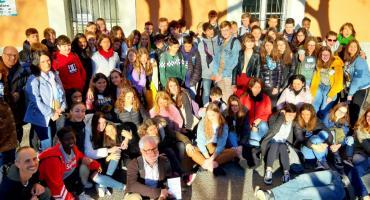 Wizyta w Hiszpanii  z programu Erasmus +