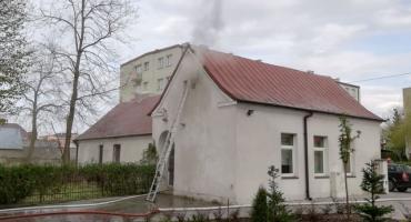 Plaga pożarów w regionie