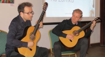 Festiwal gitarowy na zamku