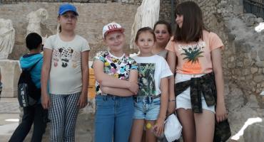 Zwiedzali Chorwację