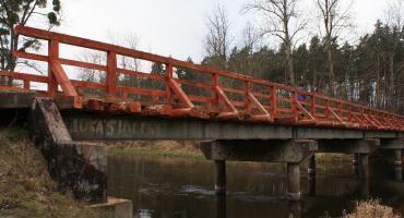 Most w Bobrowiskach zamknięty