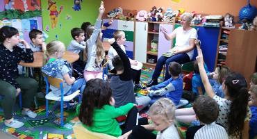 Spotkanie z książką w Zbójnie