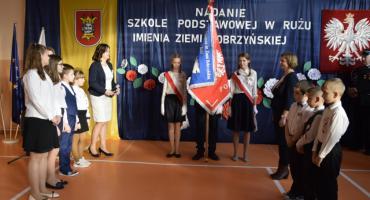SP w Rużu ma imię Ziemi Dobrzyńskiej