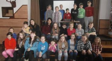 Ferie w Górznie z gośćmi ze świata