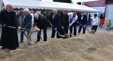 Rozbudują brodnicki Caritas