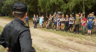 Bezpieczne obozy harcerskie