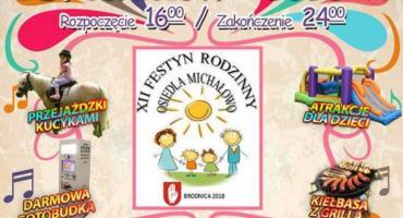 XII Festyn Rodzinny Osiedla Michałowo