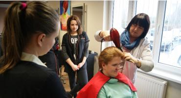 Zawód fryzjer