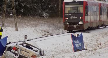 Tragiczny wypadek w Kruszynach
